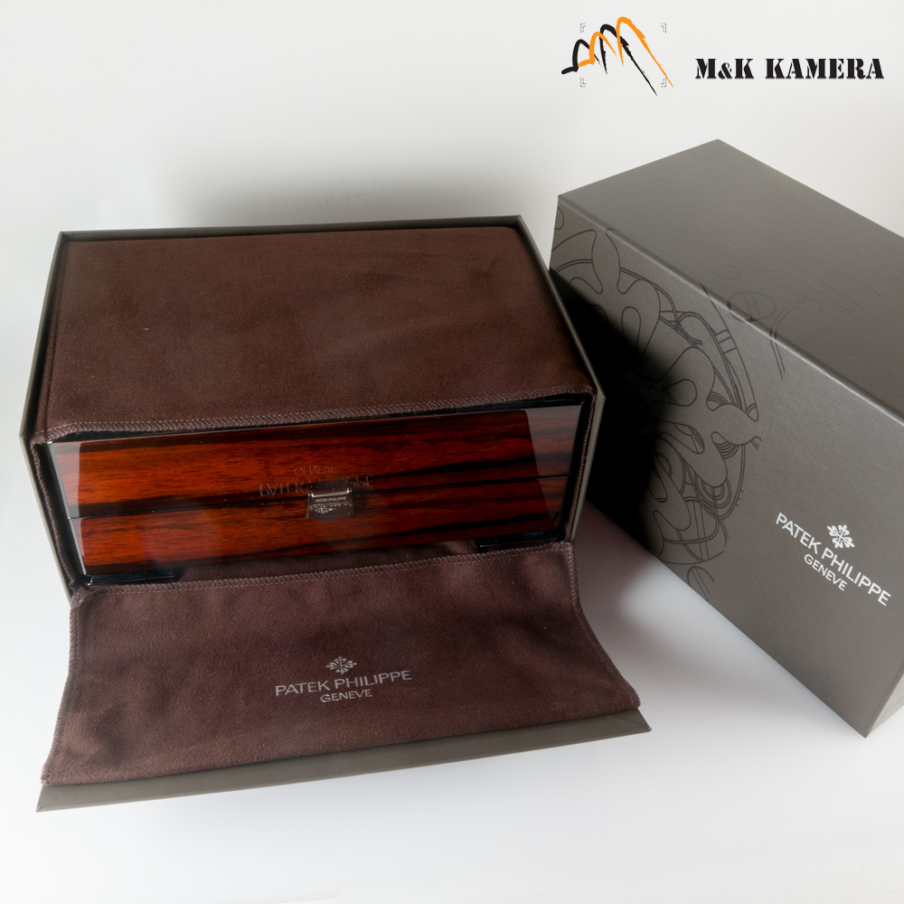 New Patek Philippe Wooden Watch Box Case #001 Jewelry & Watches Boxes, Cases & Watch Winders